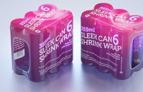 بسته بندی با دستگاه شیرینگ