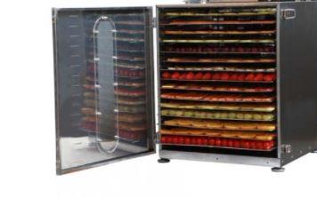 دستگاه خشک کن میوه کابینتی برقی