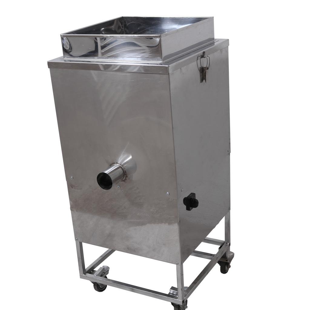 دستگاه آبگیری گوجه نیمه صنعتی