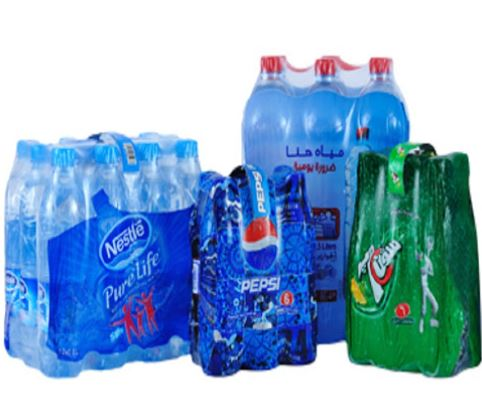بسته بندی شل آب معدنی
