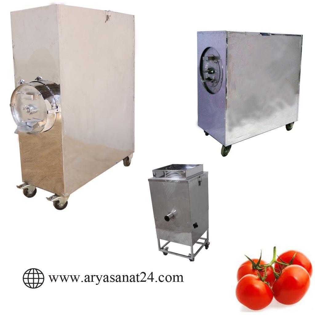 توجیه اقتصادی تولید رب گوجه به صورت کارگاهی