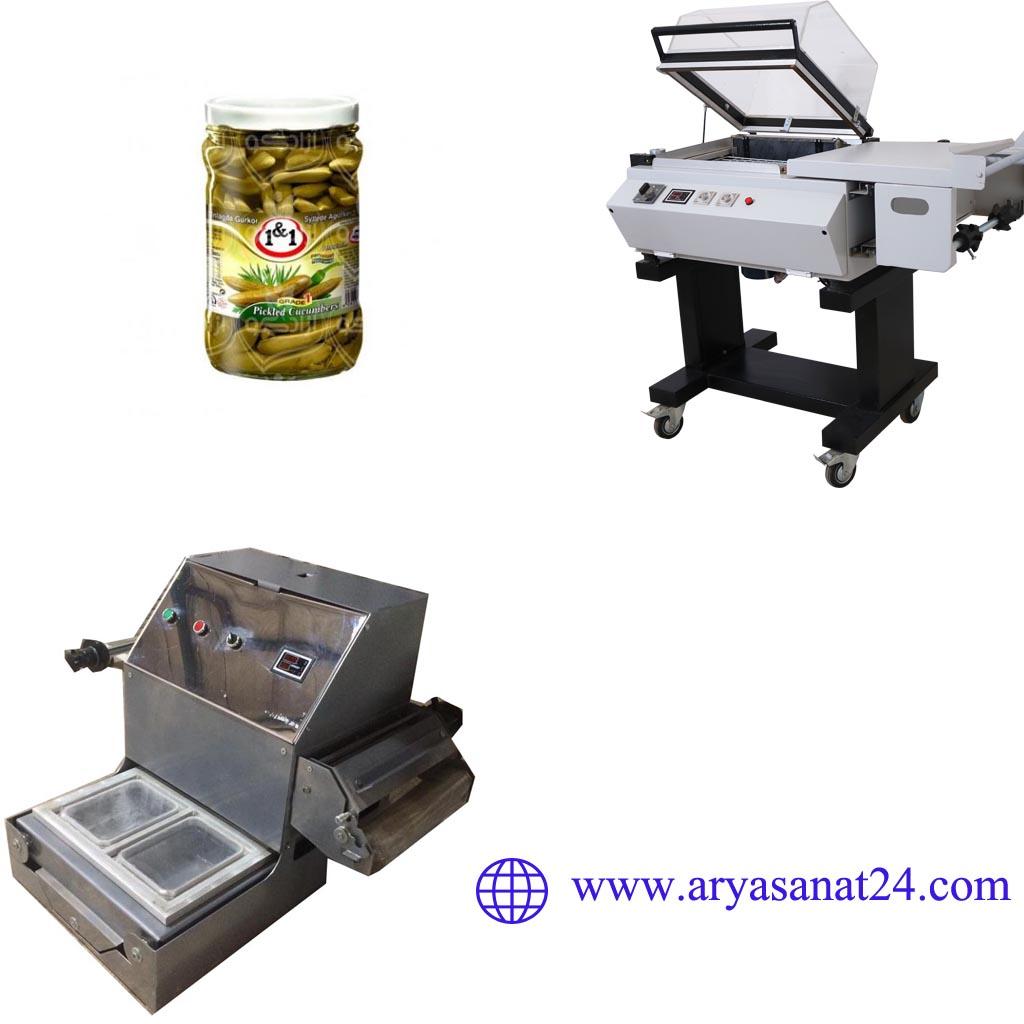 نکات مهم در تولید و بسته بندی انواع ترشی و خیارشور