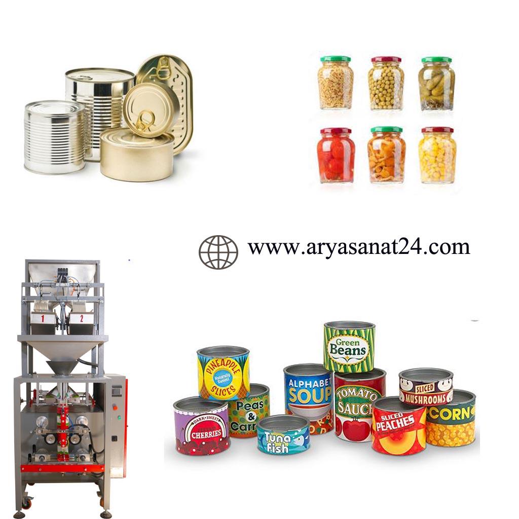 مزایا و معایب انواع بسته بندی مواد غذایی