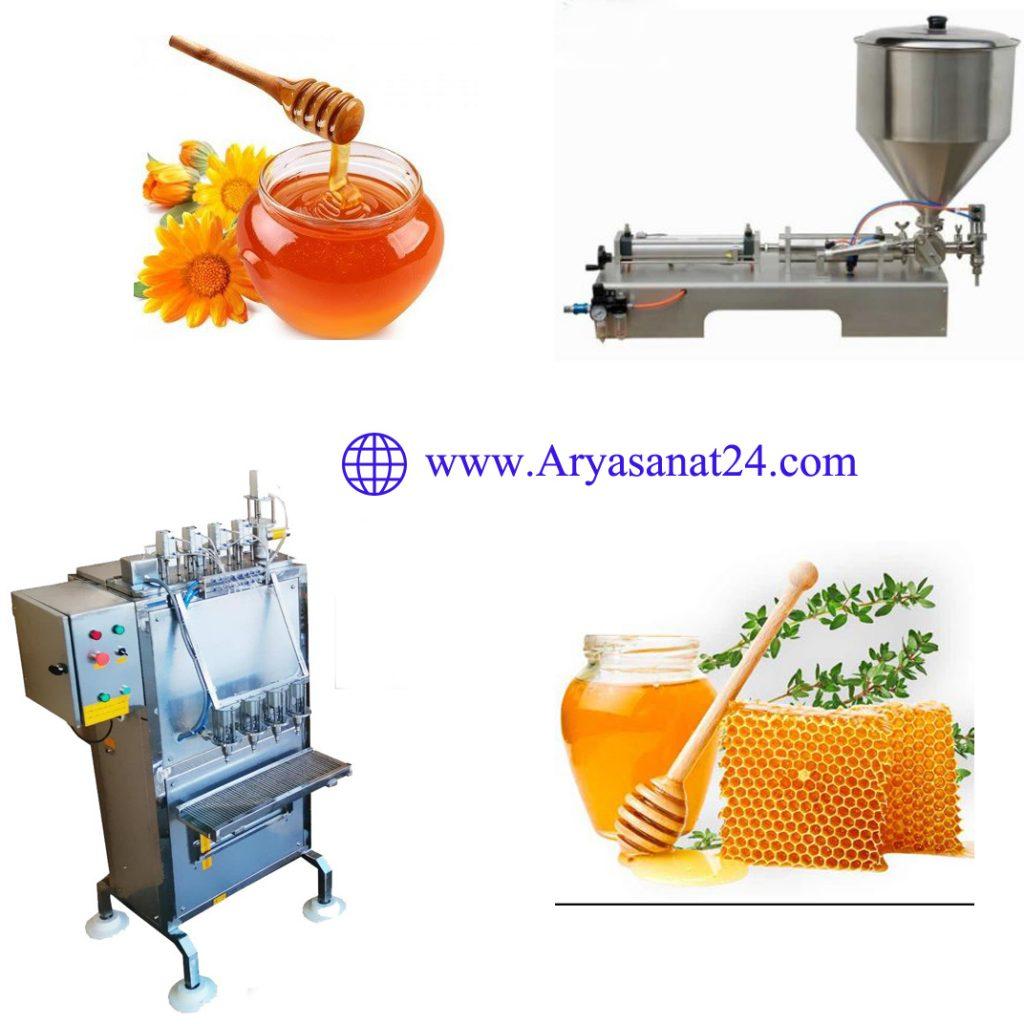 راه کارهای تشخیص عسل طبیعی و روش بسته بندی عسل